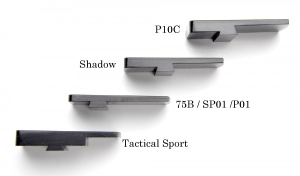 Red Dot Mounting - CZ Parts